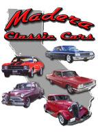Madera Classic Cars Logo